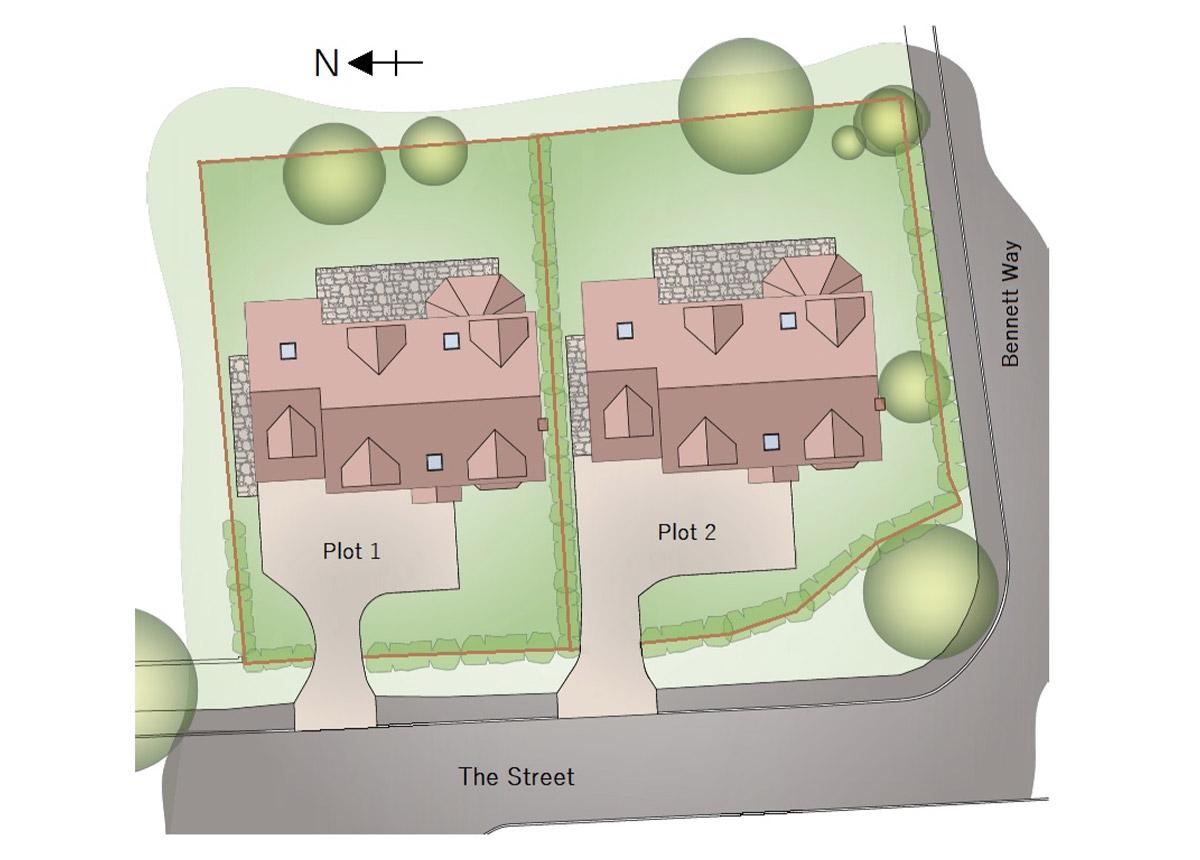 The-Street-Clandon-Site-Plan
